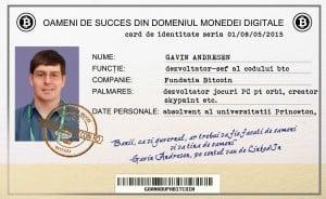 gavin andresen ID Card