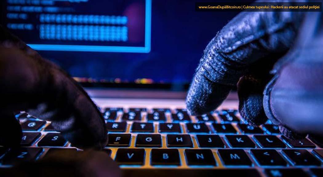hackerii atacă