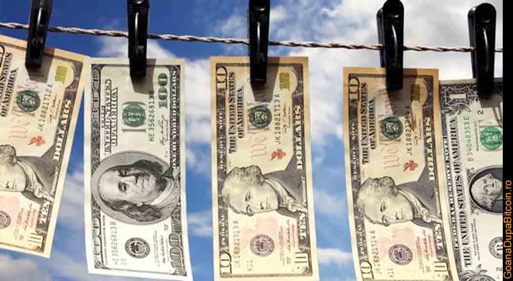 spălare de bani bitcoin