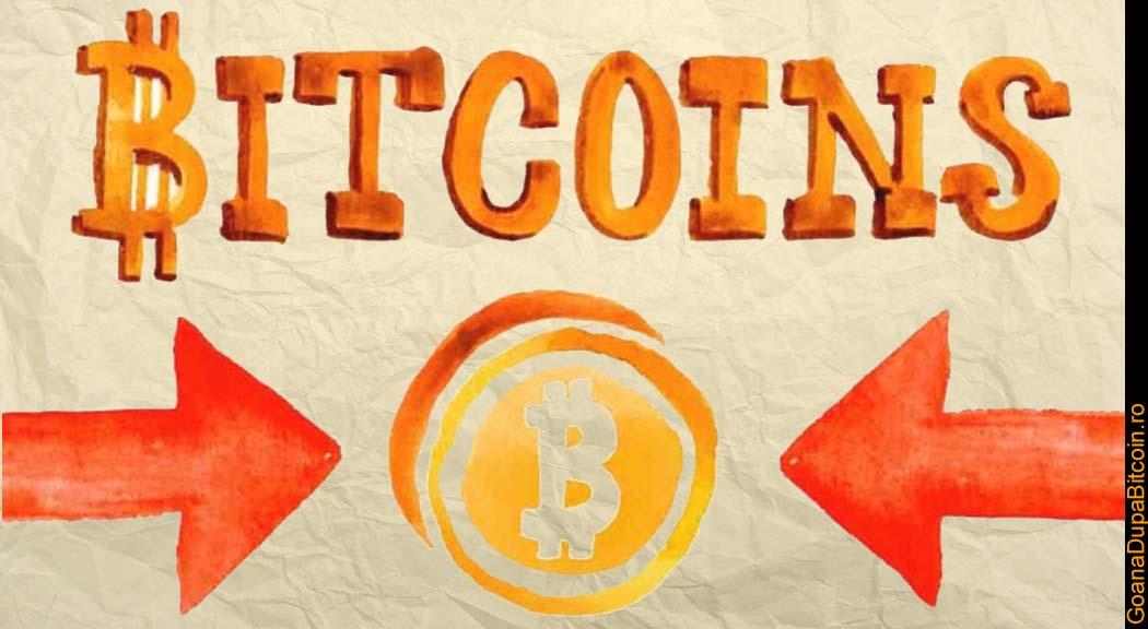 rata dominanței bitcoin