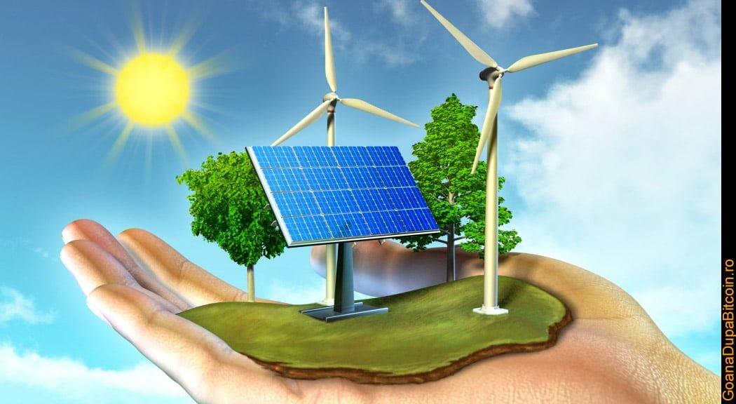 Folosesti energie verde