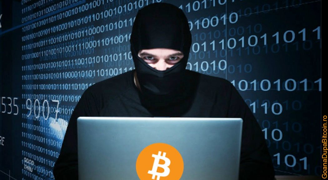 Cum se fura bitcoin