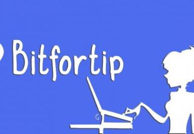 BitForTip – o metodă rapidă și creativă de a câștiga bitcoin