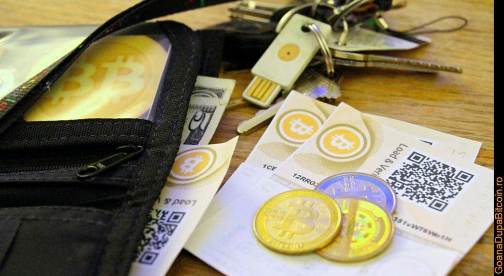 cum se face un portofel bitcoin rece