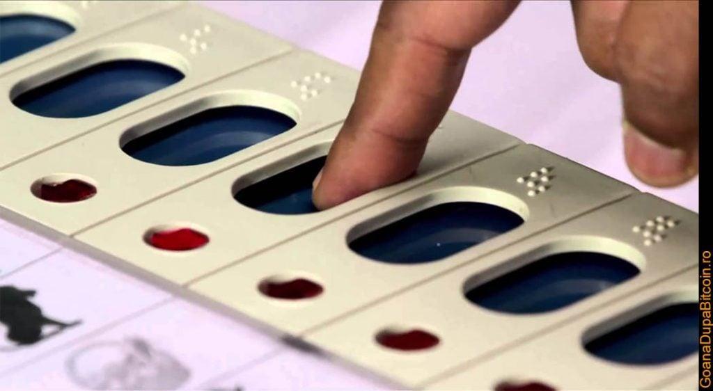 Votul electronic