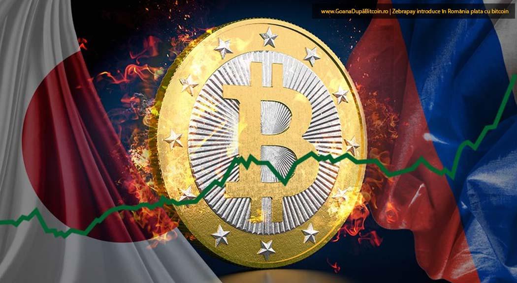 Gigantul japonez al transporturilor va accepta Bitcoin!