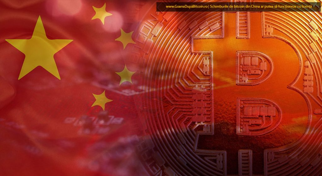 schimburile bitcoin din china