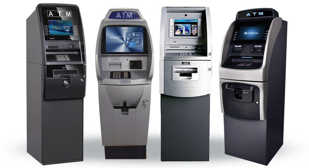 ATM-urile bitcoin