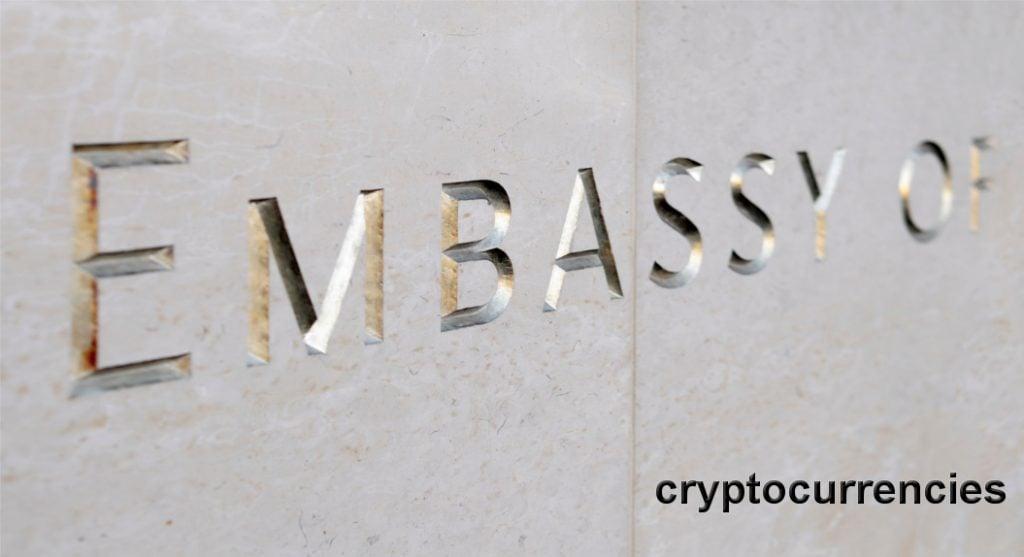 Ambasada Bitcoin