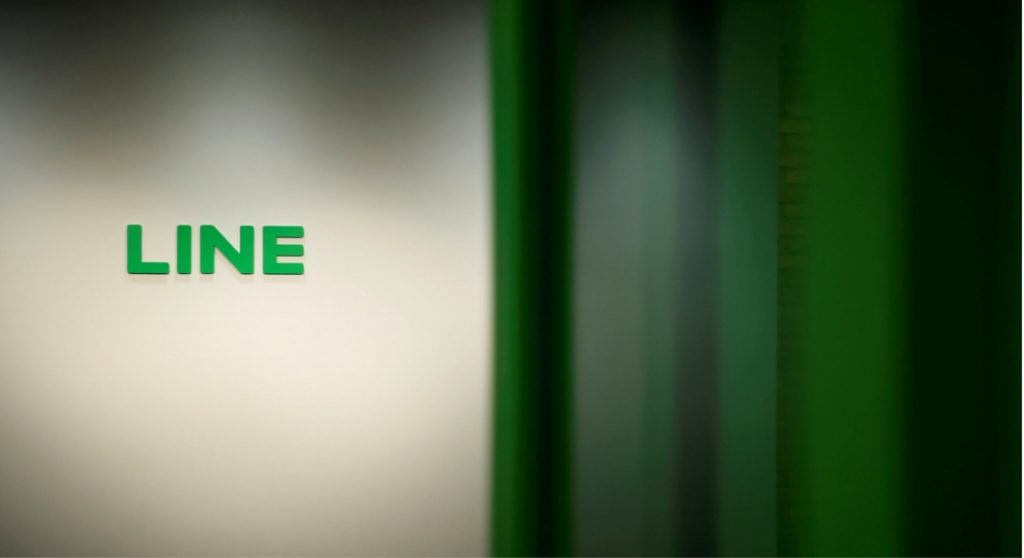Line Corp