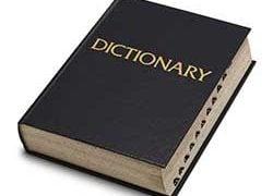 Criptomonedele în dicționare