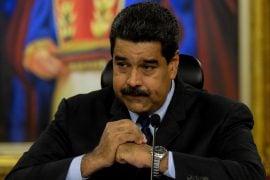 Președintele Venezuelei