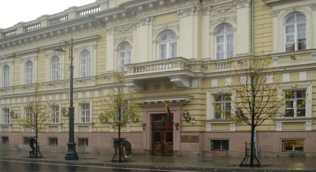 Banca Nationala din Lituania