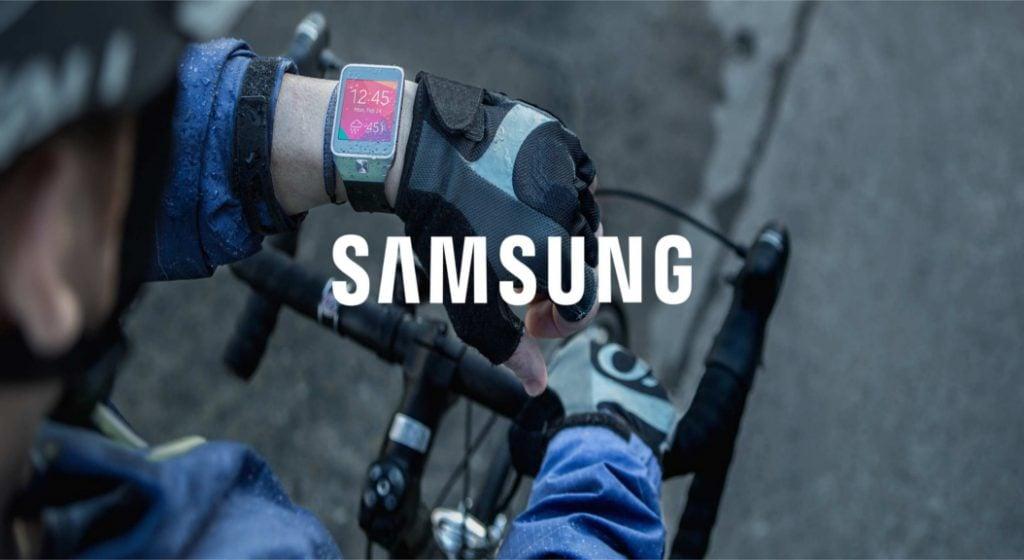 Samsung pe Blockchain
