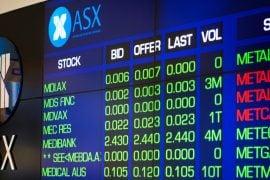 Bursa australiană