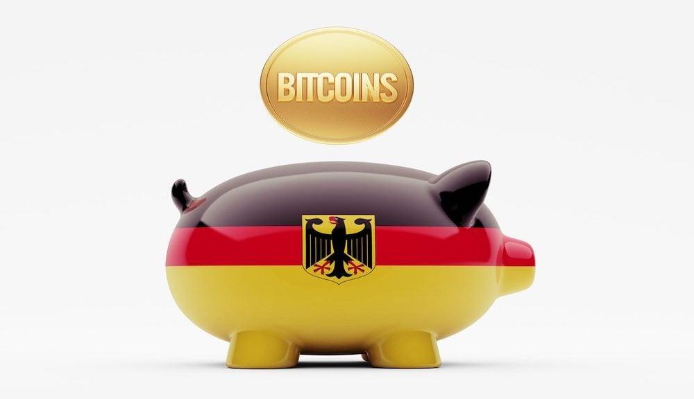 germani sunt interesați de criptomonede