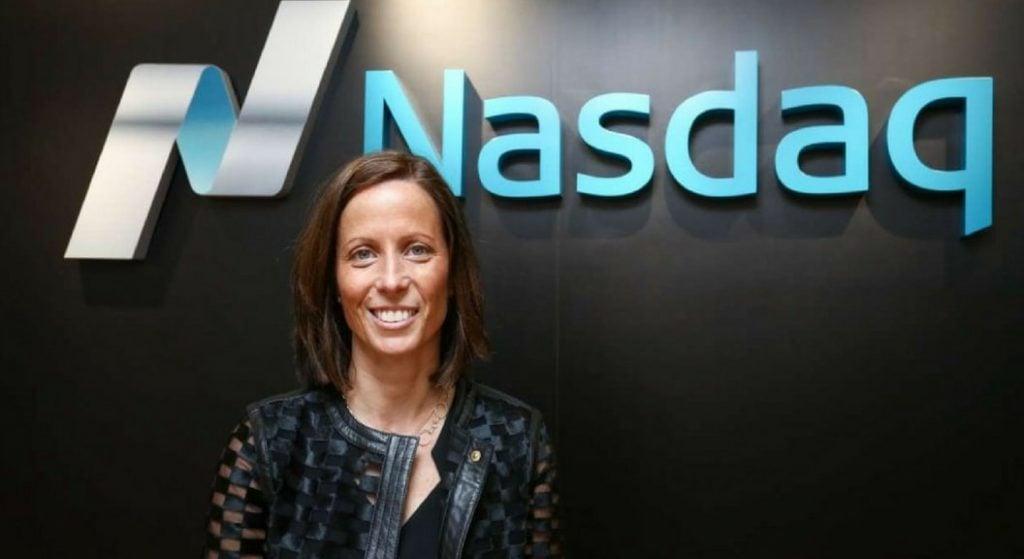 Adena Friedman, președinte și CEO al Nasdaq Inc.