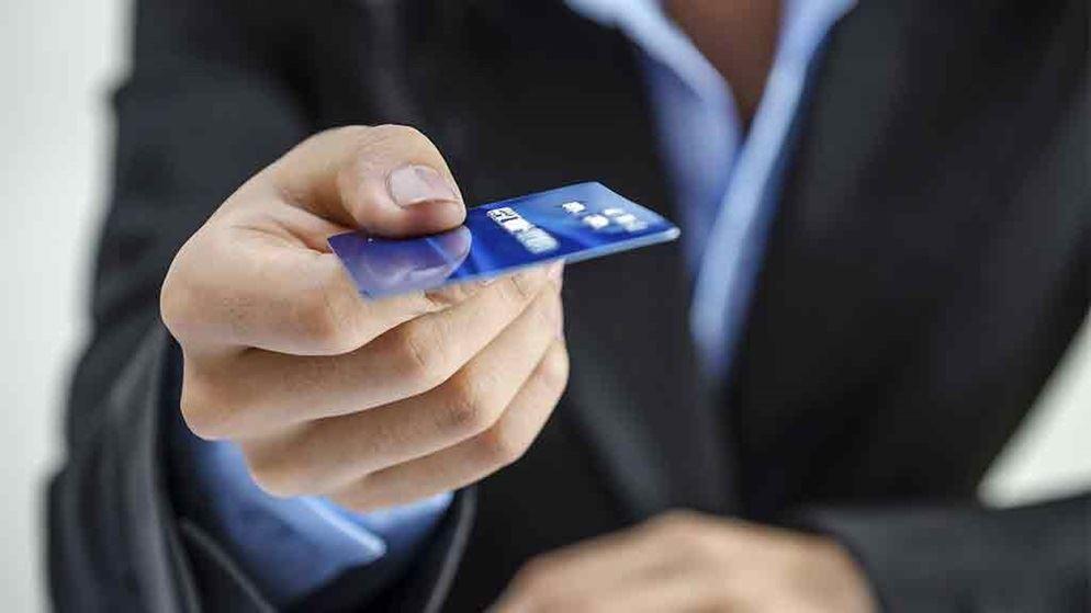 Portofel cripto sub formă de card de credit