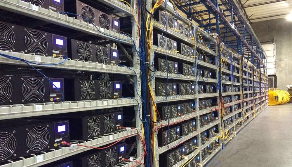 Rata de hash în rețeaua Bitcoin