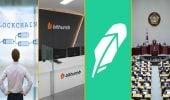 Sinteza știrilor - Robinhood dorește să obțină licență pentru servicii bancare în SUA
