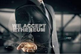 accepta Ethereum