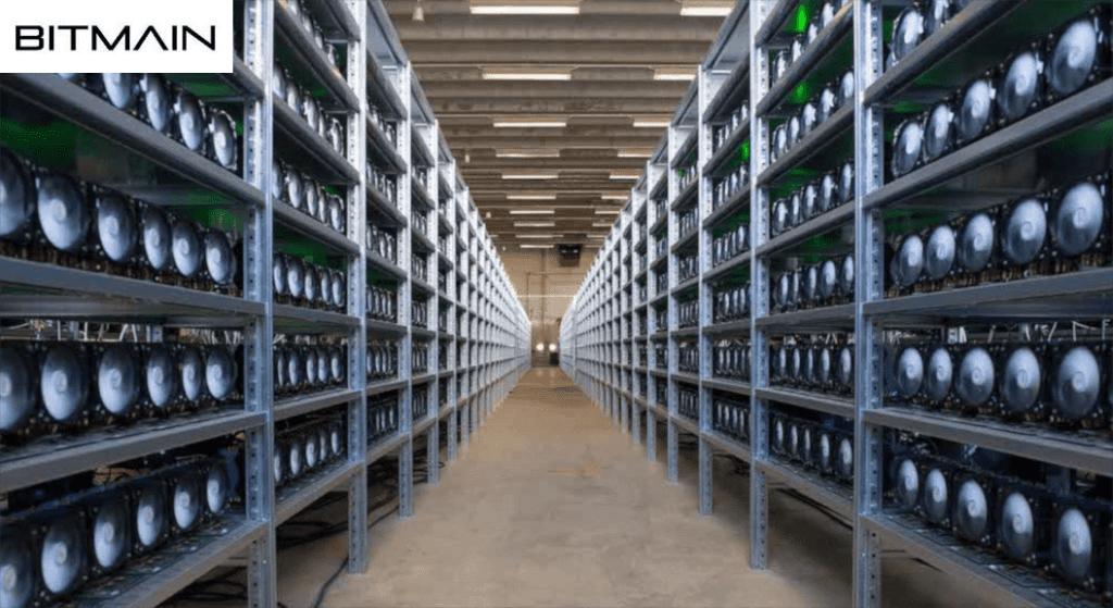 Bitmain a declarat că deține doar 4% din rata de hash a rețelei Bitcoin
