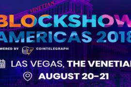Conferința BlockShow Americas
