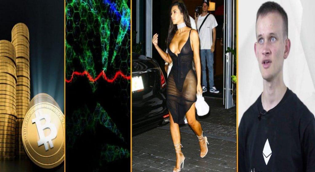 Sinteza cripto 31 iulie 2018 - Kim Kardashian promovează Bitcoin