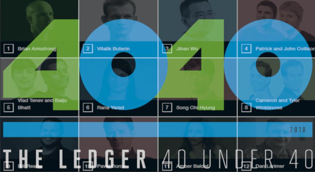 Revista Fortune topul 40 under 40