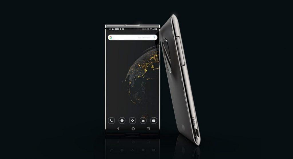 Smartphones blockchain