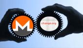 Change.org-XMR
