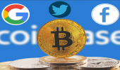 Relansarea reclamelor platformei Coinbase