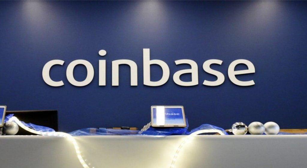 Volumele de tranzacții Coinbase