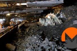 Coinhive minează Monero