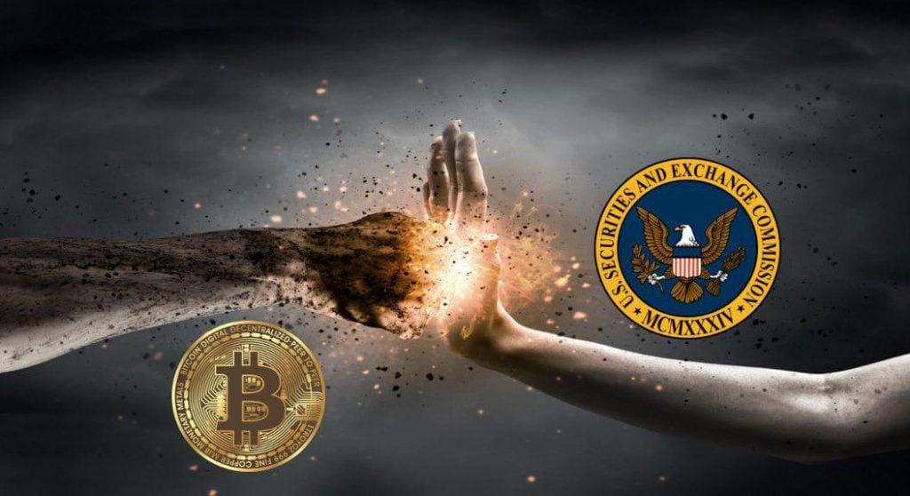 Comisia SEC respinge Bitcoin ETF