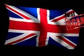 Cripto-scams in Marea Britanie