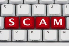 Cripto-scams - șantaje