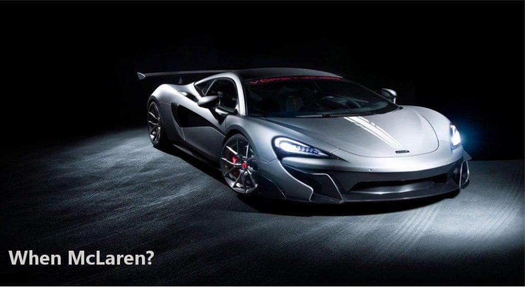 Hacker cripto cumpără McLaren