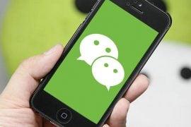 Aplicatia WeChat blocheaza conturi