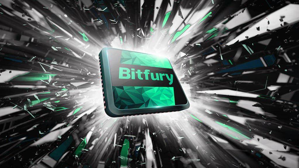 Bitfury mineri ASIC