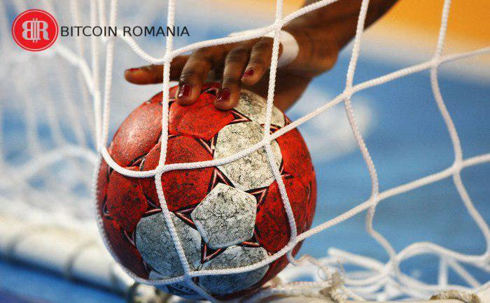 HC Dinamo Bitcoin România sponsorizată de Bitcoin România