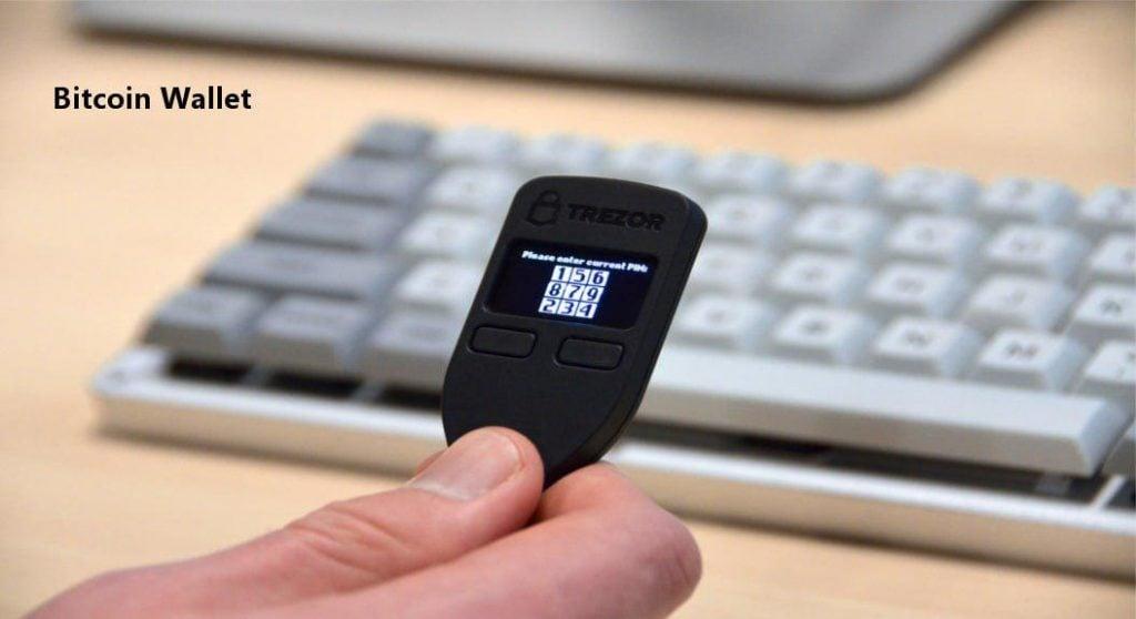 Trezor - tranzacții cripto direct în portofel