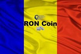 RONCoin, criptomonedă cu paritate de 1 la 1 cu leul romanesc