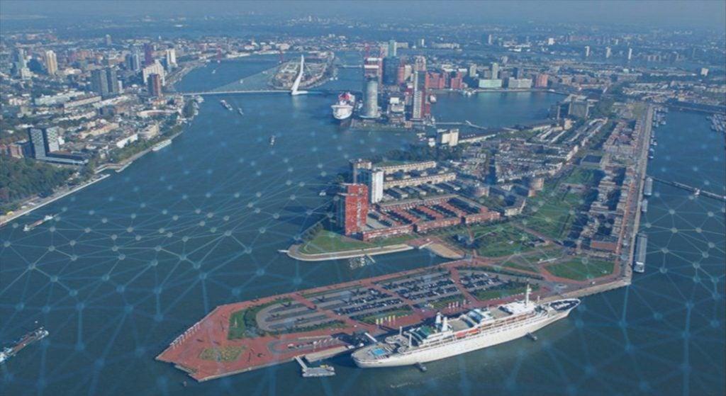 Rotterdam proiect pilot