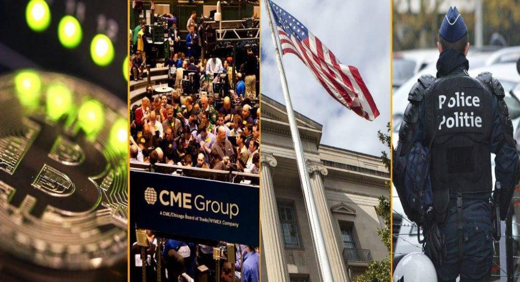 Sinteza cripto 18 octombrie 2018 - Bursa CME - creștere a volumelor