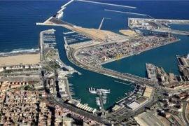 Portul Valencia blockchain