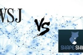 Wall Street Journal vs exchange-ul Shapeshift