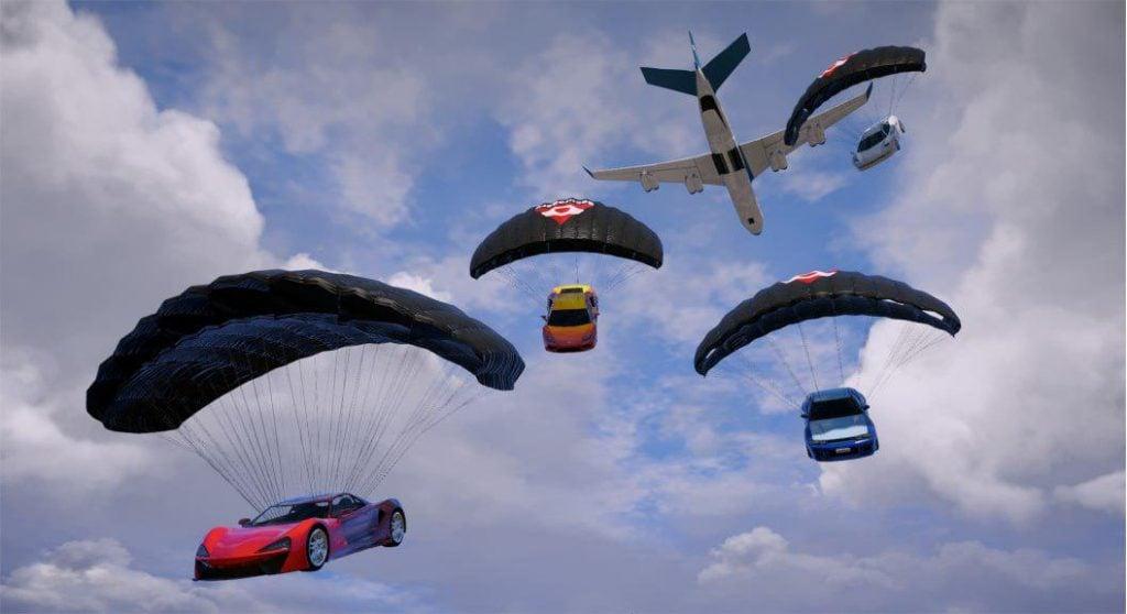 Top 6 Airdrop