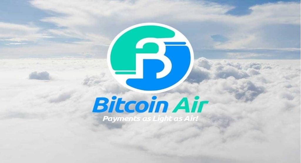 bitcoin air