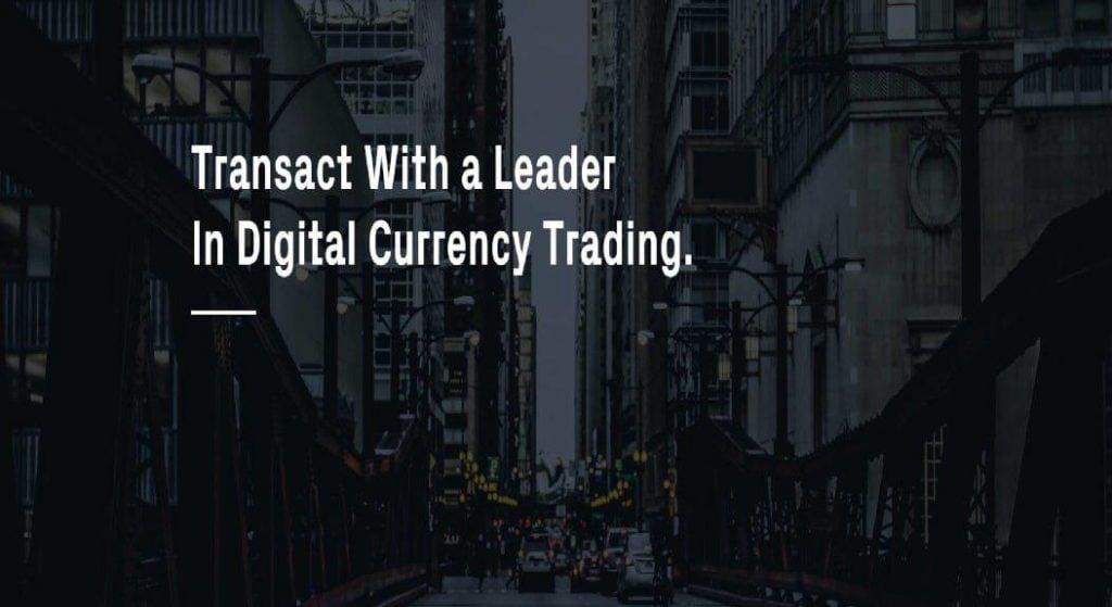 brokerul cripto OTC Genesis Global Trading,
